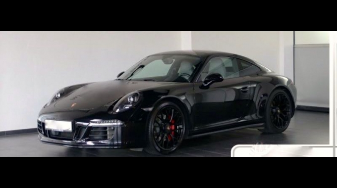 porsche 991 CARRERA 4 GTS COUPE